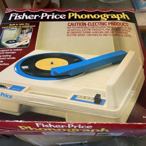 Fisher Price Childs Phonograph   304 Belinda Drive  Hermitage TN