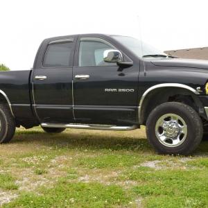 Burnley Rd Equipment Sale | Dodge Ram 2500