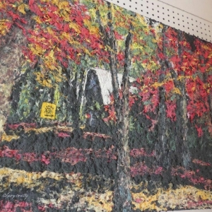 Forest Scene By Chery Cratty | Downtown Antique Mall