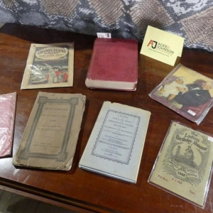 Antique Books &Pamphlets | Downtown Antique Mall