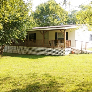 Fuller Hollow Rd Absolute Auction | Double Wide Mobile Home on 11.49 Acres