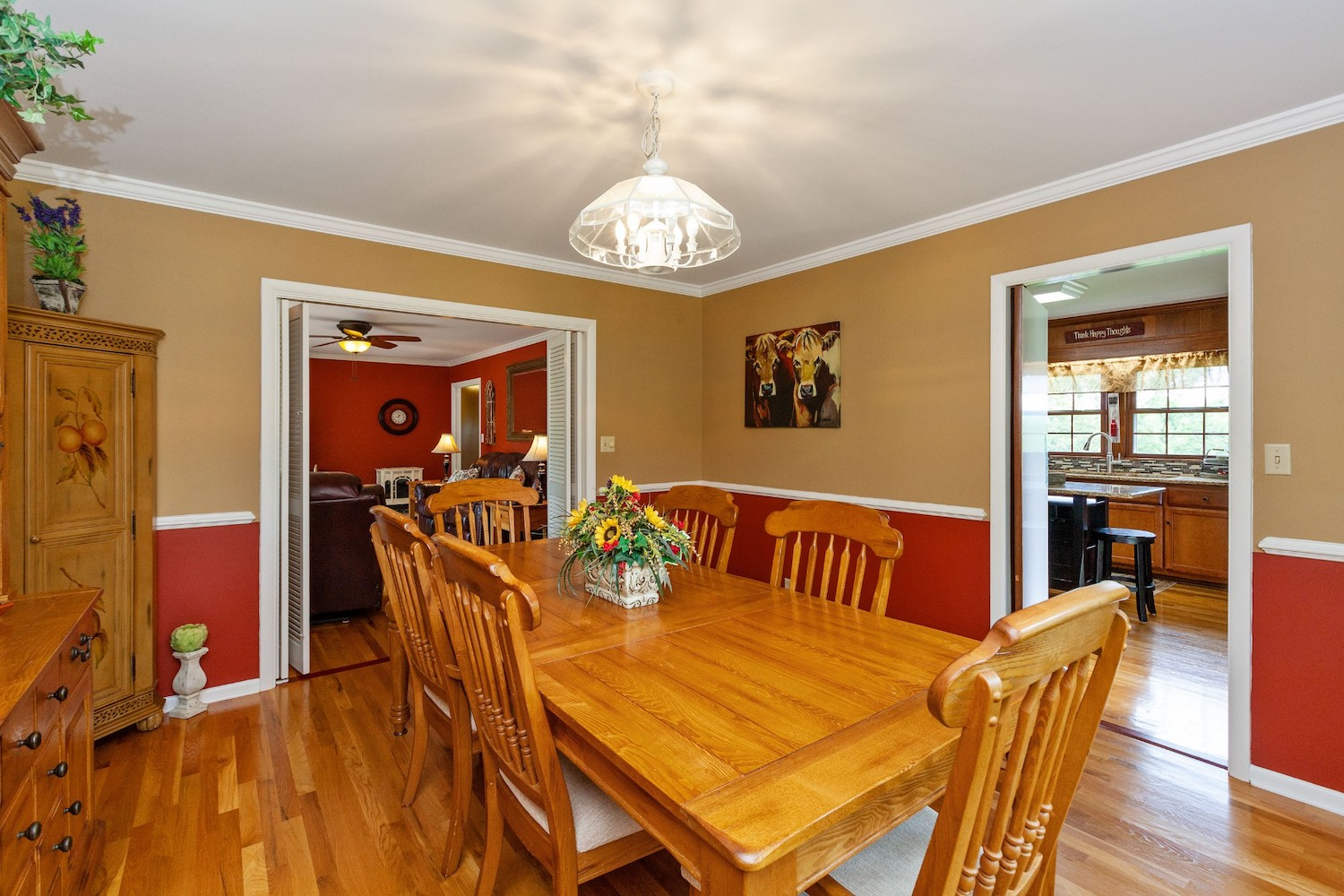 Lovely Colonial Home with Room to Roam