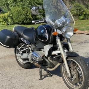 BMW R1100 Motorcycle | 940  S Maple St  Lebanon TN Absolute Auction