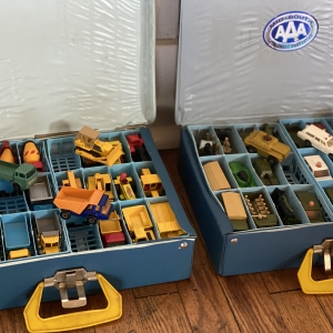 200 Collectible Match Box Cars | 940 S Maple St Lebanon TN  Absolute Auction