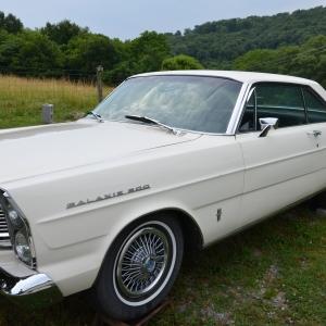 1965 Ford Galaxy 500 LTD  2 Door Hard Top  390Auto  58766 actual miles | 1965 Ford Galaxy 500 LTD  2 Door Hard Top  390Auto  58,766 actual miles