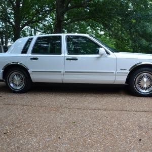 1997 Lincoln Town Car  18636 miles | 1997 Lincoln Town Car  18,636 miles