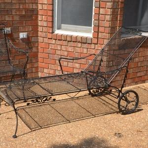 Outdoor Metal Furniture