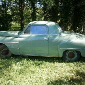 1949 or 1950 Plymouth 2 Door Coupe | Does Not Currently Run