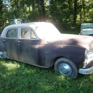 1949 or 1950 Plymouth 4 Door Sedan | Does Not Currently Run