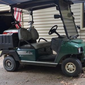 IR Club Car | IR Club Car Carryall (gas)