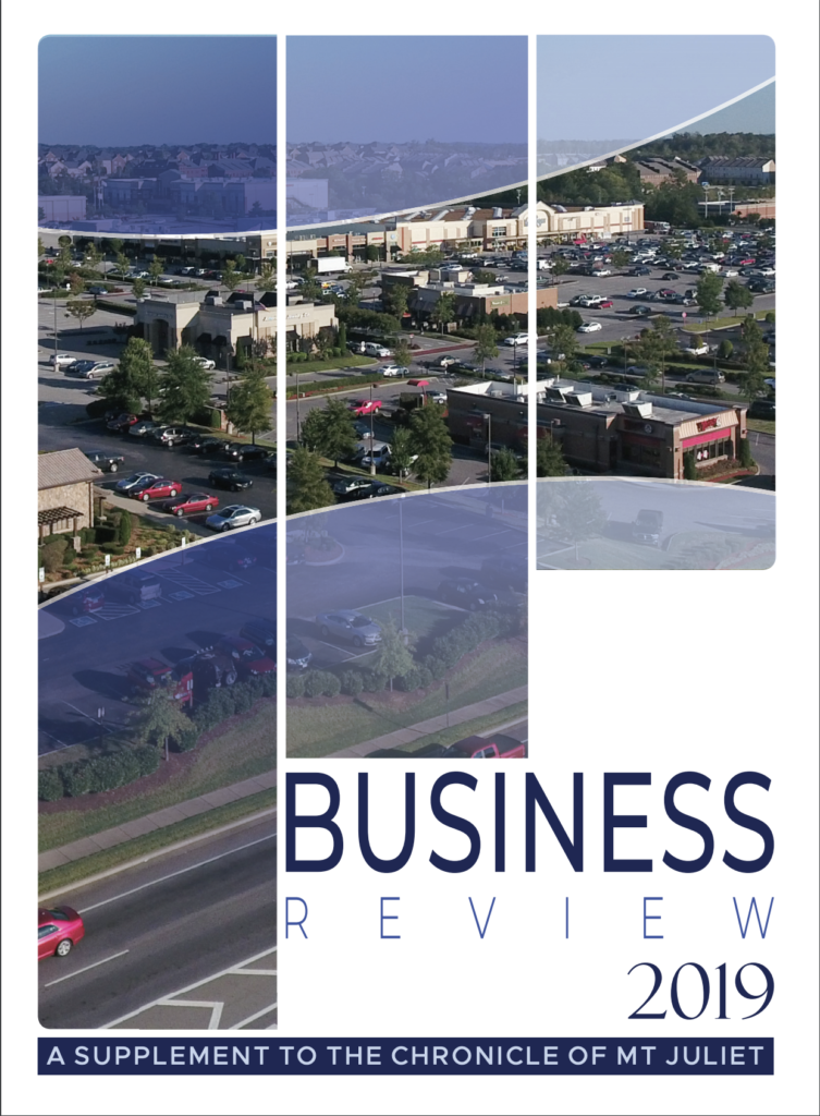 The Chronicle of Mt Juliet 2019 Business Review