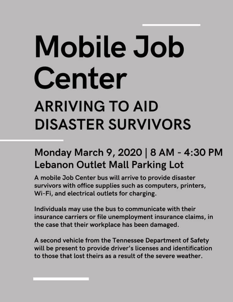 Mobile Job Center