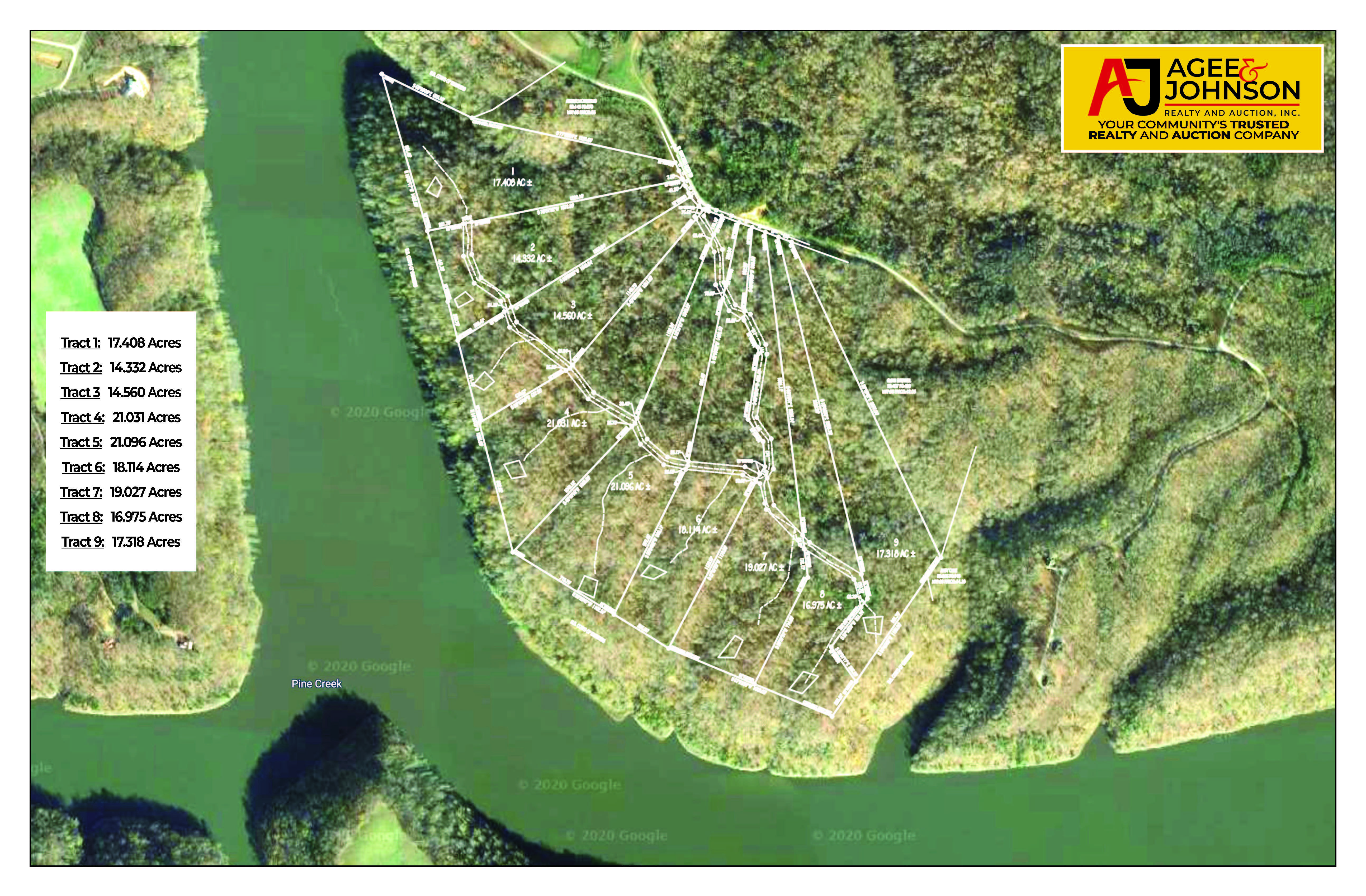 159 Acres at Center Hill Lake