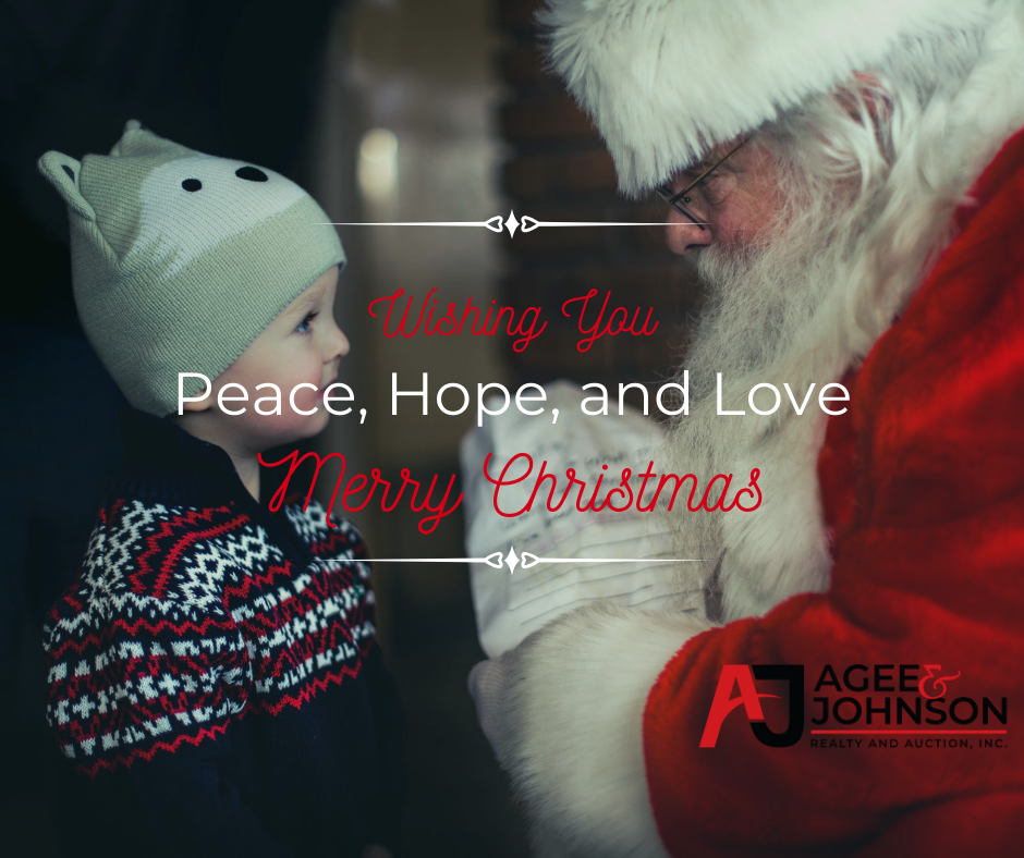 Merry Christmas from Agee & Johnson